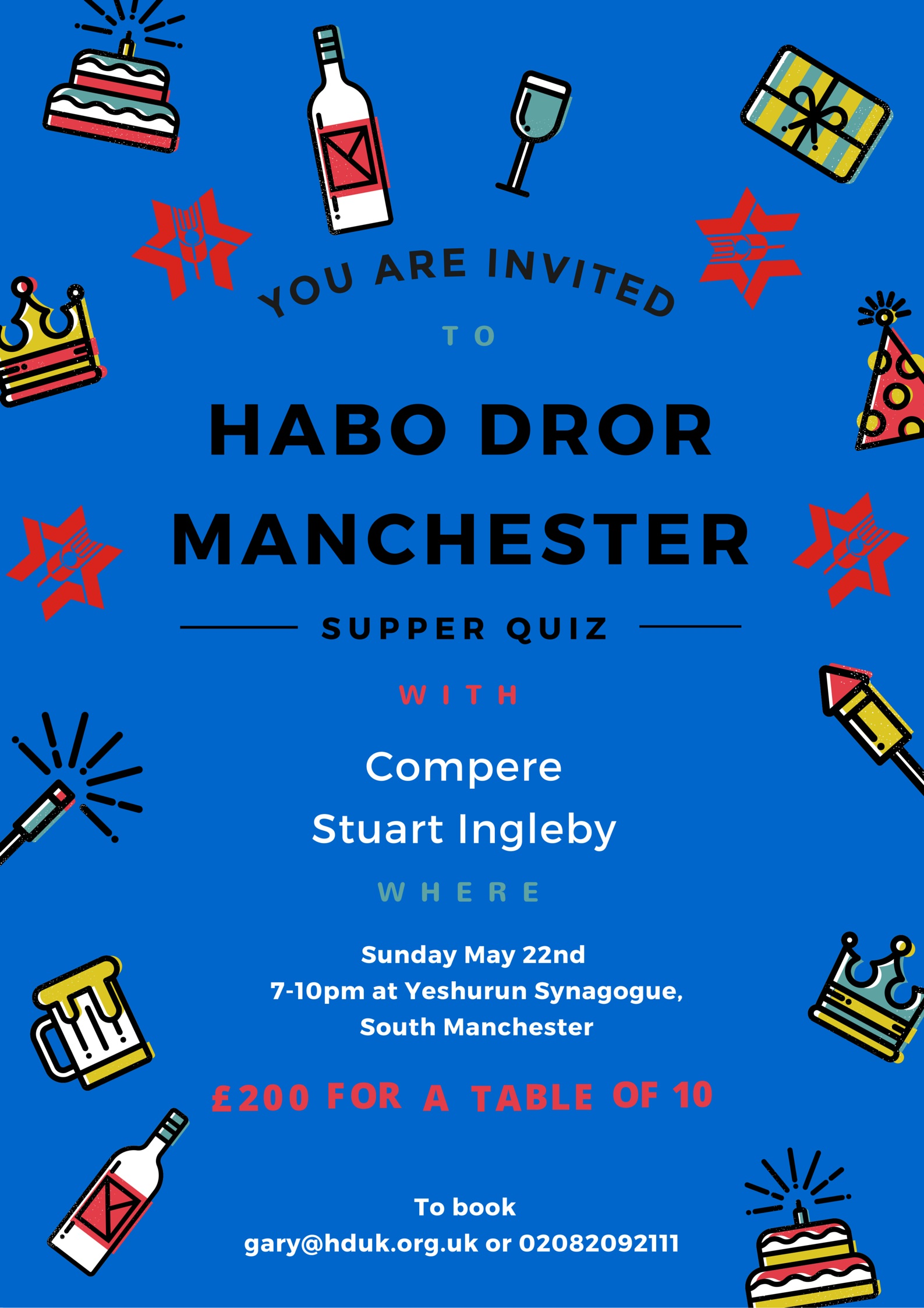 Manchester Supper Quiz